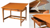 Alvin Vanguard 36 X 48 Wood Drafting Table (Ships Truck $100.00 Flat Fee)