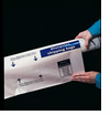 Blue print Shipping Bags Pkg 100 10x44in