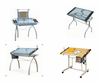 Craft Stations, tables, desks, chairs for art, drawing by Studio Designs