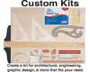 Custom Drafting & Design Kits