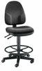 Drafting Chair Monarch Black CH555 By Alvin