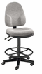 Drafting Chair Monarch Medium Gray CH555 By Alvin