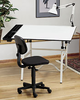Drafting Table and Chair Sets