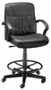Executive Leather Drafting Chair ART DIRECTOR by Alvin
