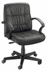 Executive Leather Office Chair ART DIRECTOR by Alvin