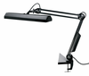Fluorescent Drafting Lamp Swing-Arm Alvin Black