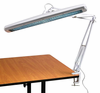 Fluorescent Drafting Lamp White 42 Watts 3 Bulbs by Alvin