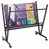 Heritage Steel Print Rack Black