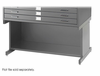 Gray High Base Safco Flat File 37x26