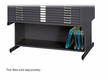 Black High Base Safco Flat File 43x32