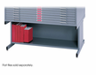 Gray High Base Safco Flat File 43x32