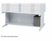 White High Base Safco Flat File 43x32
