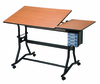 Hobby & Craft Tables with Split Top CraftMaster III Alvin (Ships Truck Add 100.00 Shipping)