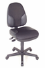 Leather Office Chair Executive MONARCH CH555