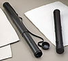 "Plastic Telescoping Document/Poster Tube by Alvin 3"" Inside Diameter"