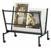 Print Rack Large by Alvin Holds Up To 32�X40� Size Prints