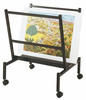 Print Rack Small by Alvin Holds Up To 26� X 32� Size Prints