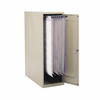 "Safco Small Vertical Storage Cabinet for Blueprint Storage uses 18"" and 24"" Hanging Clamps (Ships Truck $100.00 Flat Fee)"