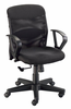 Salambro Jr Mesh Office Chair Black