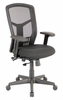 Van Tecno Mesh Office Chair Black