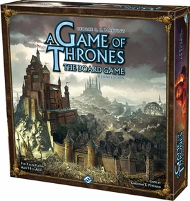 A Game of Thrones Fantasy Flight Board Game 2nd Edition