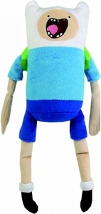 Adventure Time Pull String Plush with Sound Finn