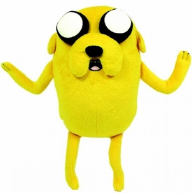 Adventure Time Pull String Plush with Sound Jake