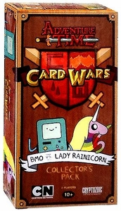 Adventure Time Card Wars Game Collector Pack BMO vs. Lady Rainicorn