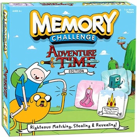 Adventure Time Memory Challenge