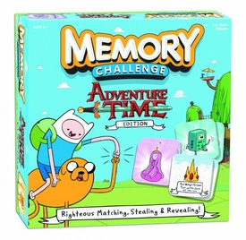 Adventure Time Memory Challenge New!