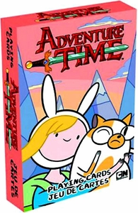 Adventure Time Playing Cards Fionna & Cake New!