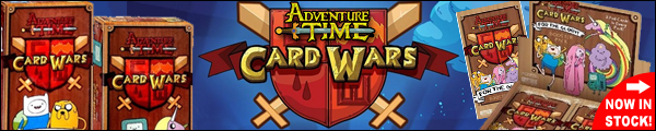 Adventure Time Card Wars Collector Packs