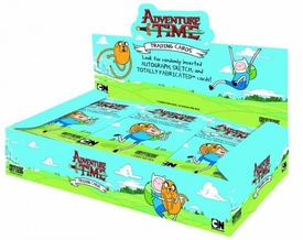 Cryptozoic Adventure Time Trading Card Box