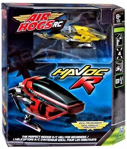 Air Hogs R/C Havoc R Heli Yellow & Black