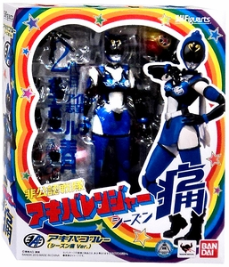 Akiba Ranger S.H. Figuarts Action Figure Akiba Blue [Season 2 Version] New!
