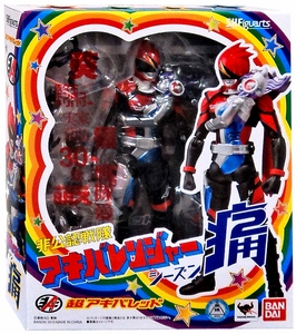 Akiba Ranger S.H. Figuarts Action Figure Super Akiba Red New!