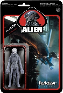 Alien Super 7 ReAction Figure Alien
