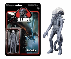 Alien Super 7 ReAction Figure Alien New!