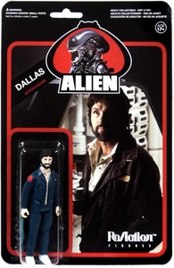 Alien Super 7 ReAction Figure Dallas