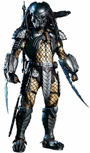 Alien Vs. Predator Hot Toys Movie Masterpiece 14 Inch Figure Celtic Predator New!