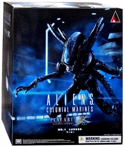 Aliens: Colonial Marines Play Arts Kai Action FIgure Alien Lurker New!