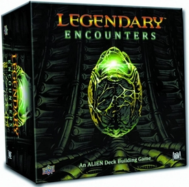 Aliens Legendary Deck Building Game Core Set Encounters Pre-Order ships August