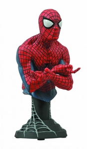 Amazing Spider-Man 2 Movie Bust Spider-Man Pre-Order ships September