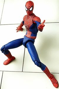 Amazing Spider-Man 2 Movie Medicom MAFEX 6 Inch Action Figure Spider-Man Pre-Order ships September