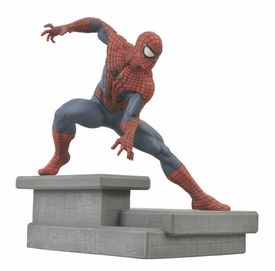 Amazing Spider-Man 2 Movie Statue Spider-Man Pre-Order ships August