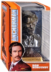 Anchorman Ron Burgundy 7 Inch Resin Bust New!