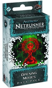 Android Netrunner Living Card Game Data Pack Opening Moves