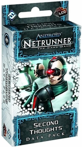 Android Netrunner Living Card Game Data Pack Second Thoughts