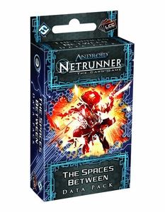 Android Netrunner Living Card Game Data Pack Spaces Between Pre-Order ships October