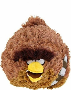 Angry Birds Star Wars 5 Inch MINI Plush Chewbacca [With Sound]
